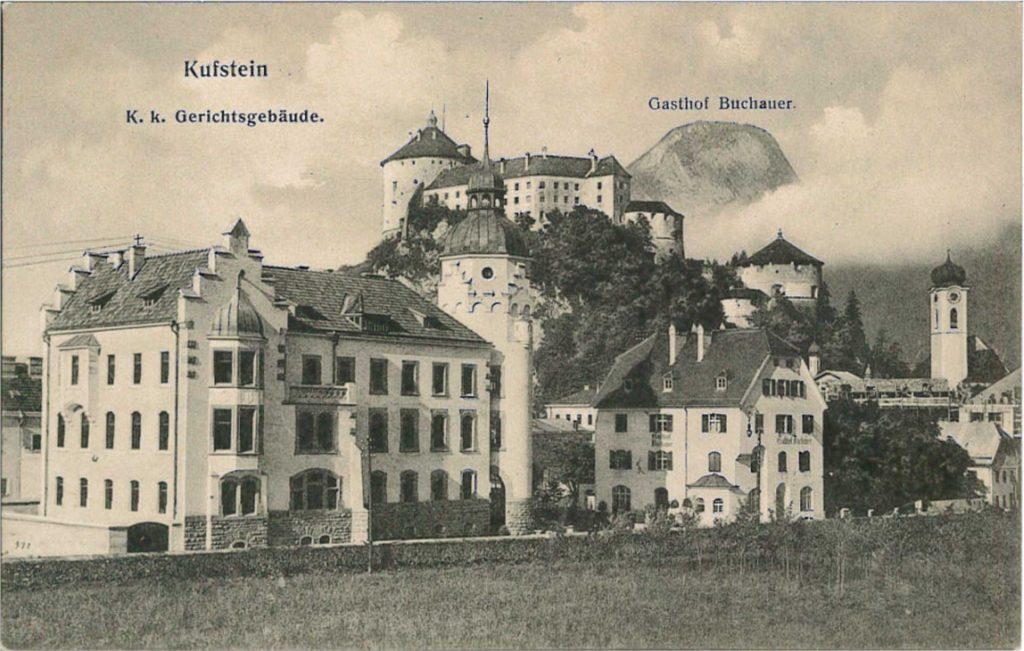 Hotel Andreas Hofer Geschichte