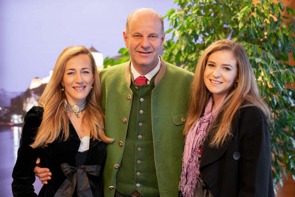 Das Führungs-Team der Andreas Hofer Collection