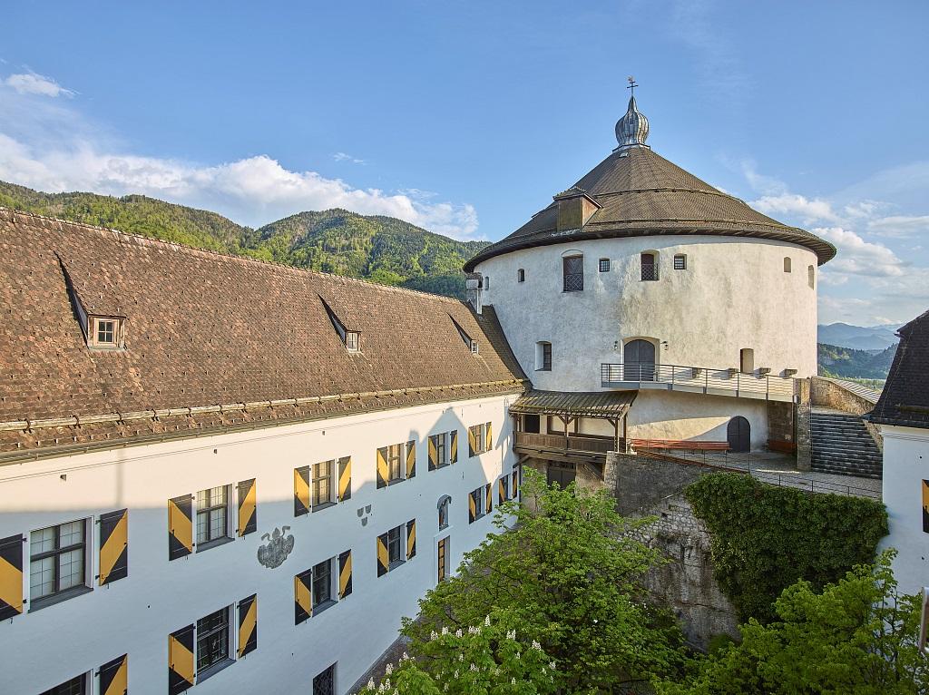 Die Festung Kufstein